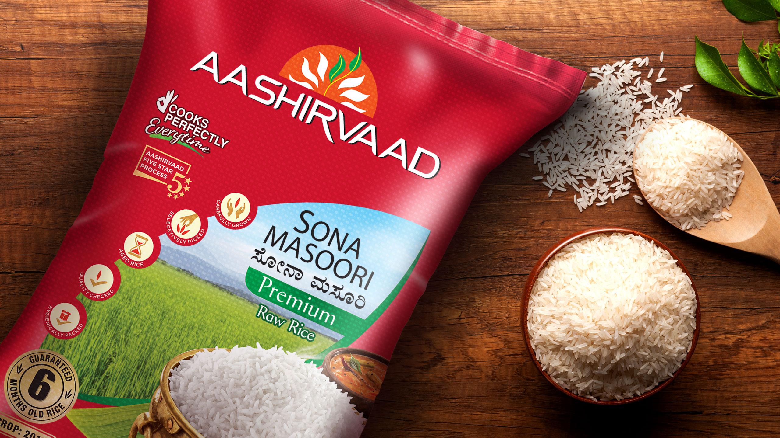 Aashirvaad Rice3